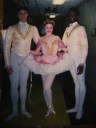 Chris, Me, and Jonah in 2002- Interlochen Arts Academy 'The Sleeping Beauty' (Chris is performing tonight with Mordine and Co. and danced last night with 'Same Planet Different World'- look how young we are!