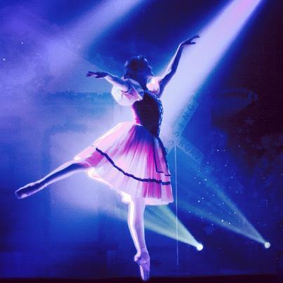 Ballerina Opening Pic