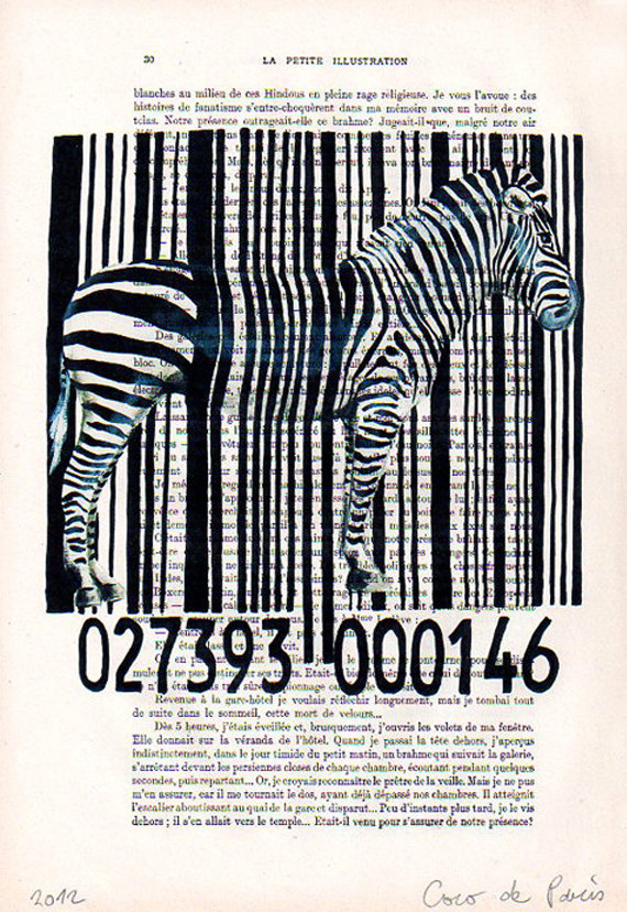 between tl- barcode zebra