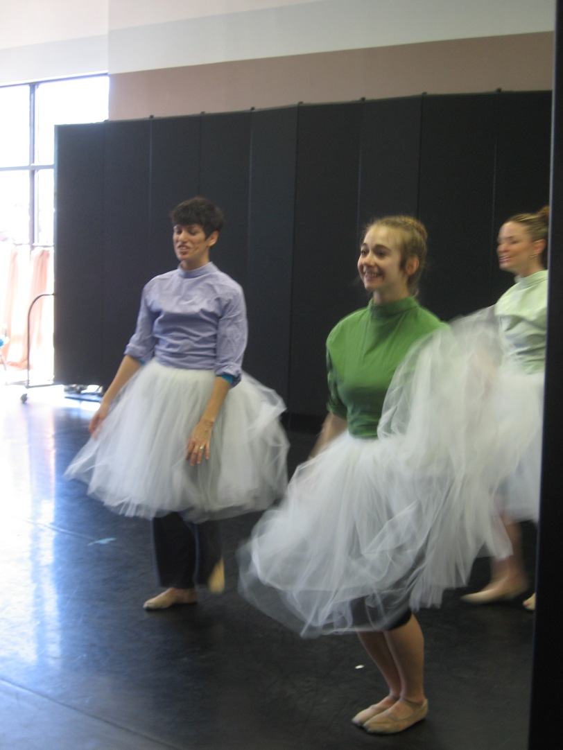 The beautiful Mary plus romantic tutus= so much joy