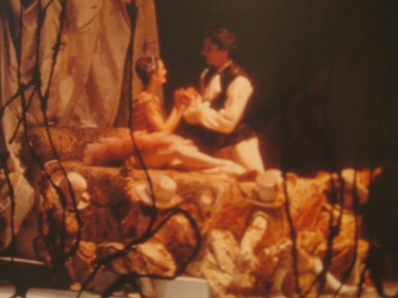 Sleeping Beauty- Julie Kent and Giullaume Graffin -1997
