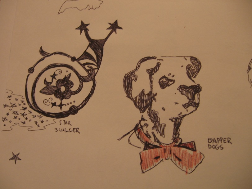 Star Sluggers and dapper dogs