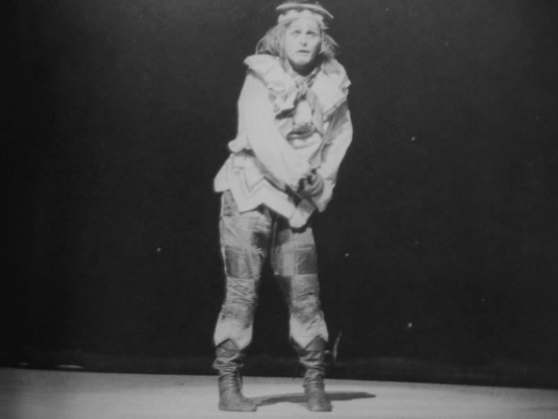 Mikhail Baryshnikov in 'Petrushka'