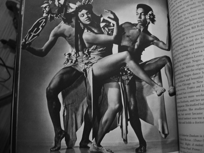 Katherine Dunham in 'Tropical Revue'