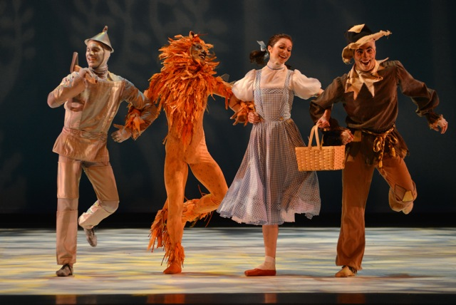 Aninimal Book: Review/interview: Ballet Memphis', 'the Wizard of Oz ...