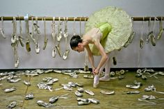 Pointe shoe massacre