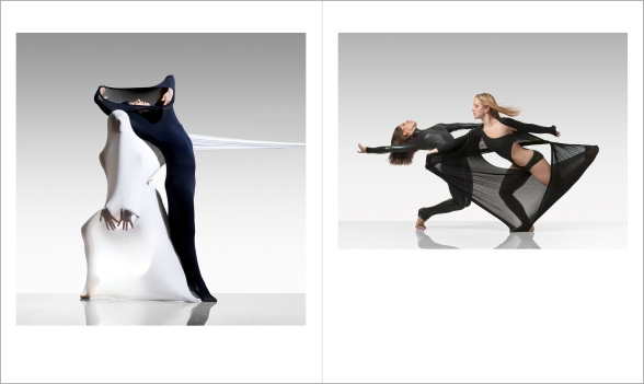 Lois Greenfield: Moving Still, Thames & Hudson, Chronicle Books, 2015. Sara Joel and Anna Venizelos, Alexandra Karigan Fowler and Shannon MacDowell