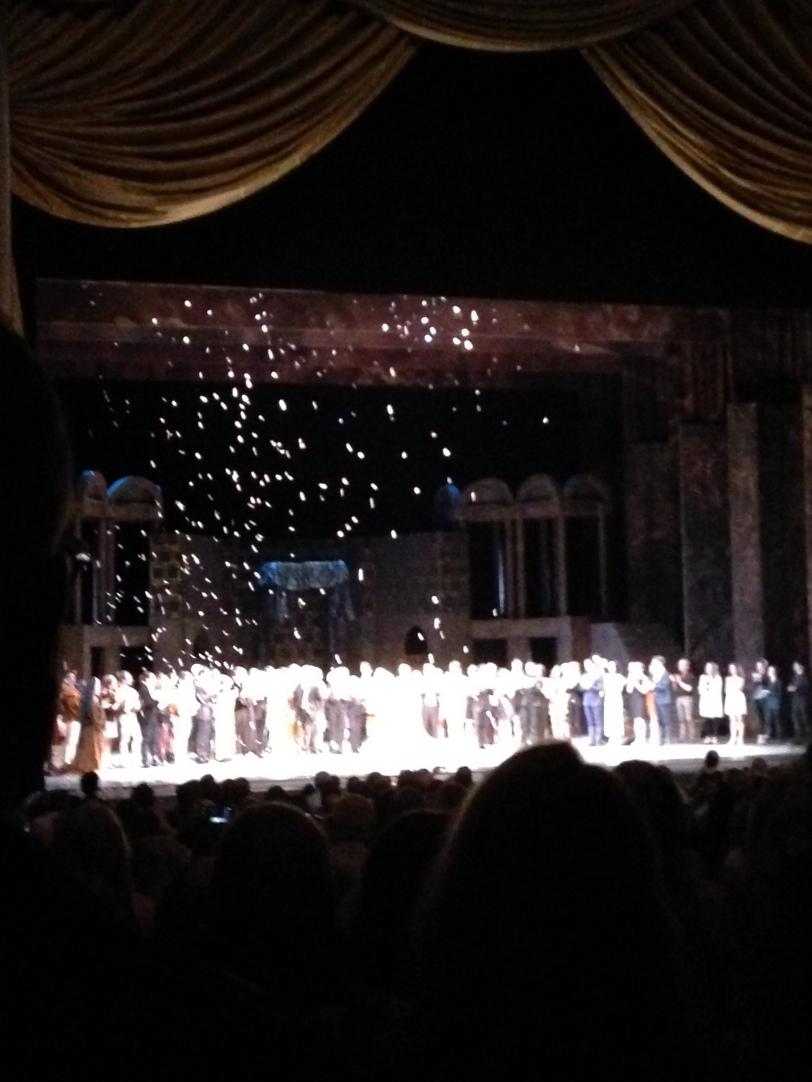Julie Kent's farewell performance