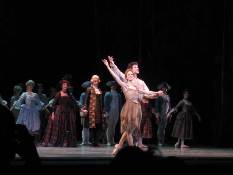 ABT Manon Julie Kent and Roberto Bolle