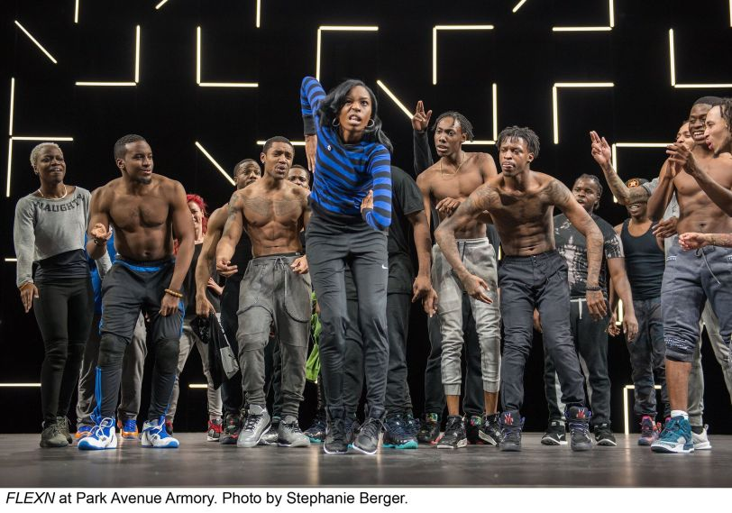 FLEXN Evolution at the Park Avenue Armory