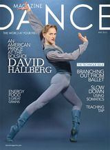 David Hallberg Dance Magazine
