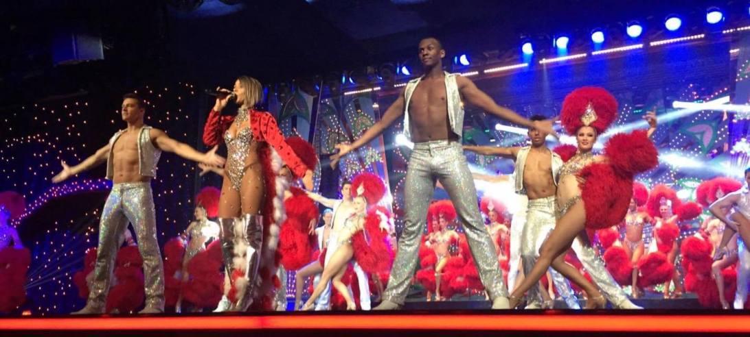 Jubilee Vegas Show