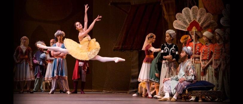 American Ballet Theatre Le Corsaire review