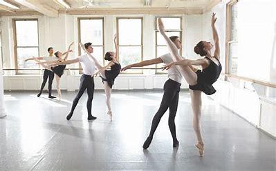 ballet arabesqe