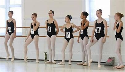 lack of diversity in ballet