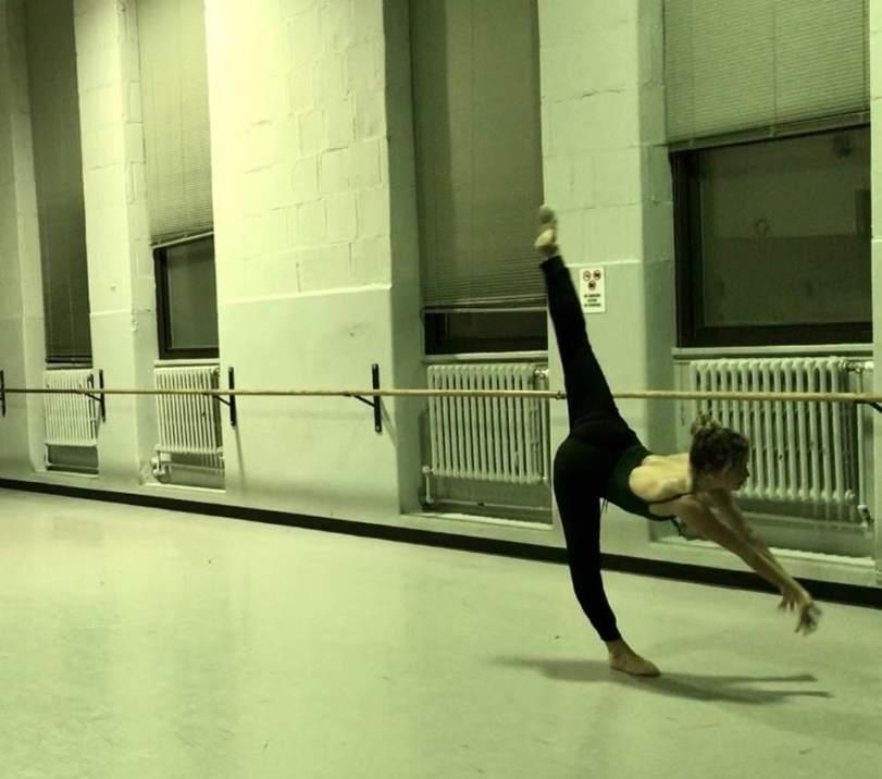 Jessica Ruhlin choreography