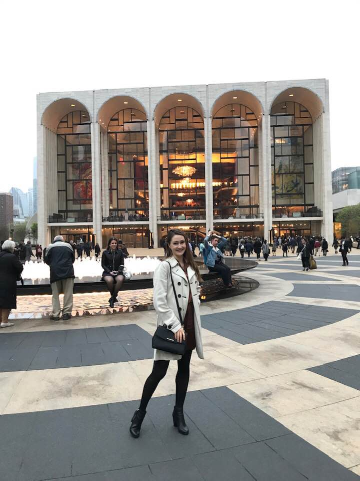Lincoln Center New York City Ballet
