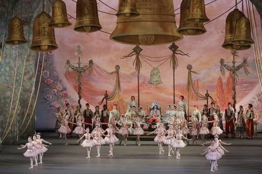 New York CIty Ballet Coppelia