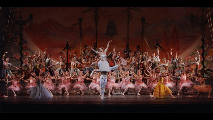 New York CIty Ballet Coppelia