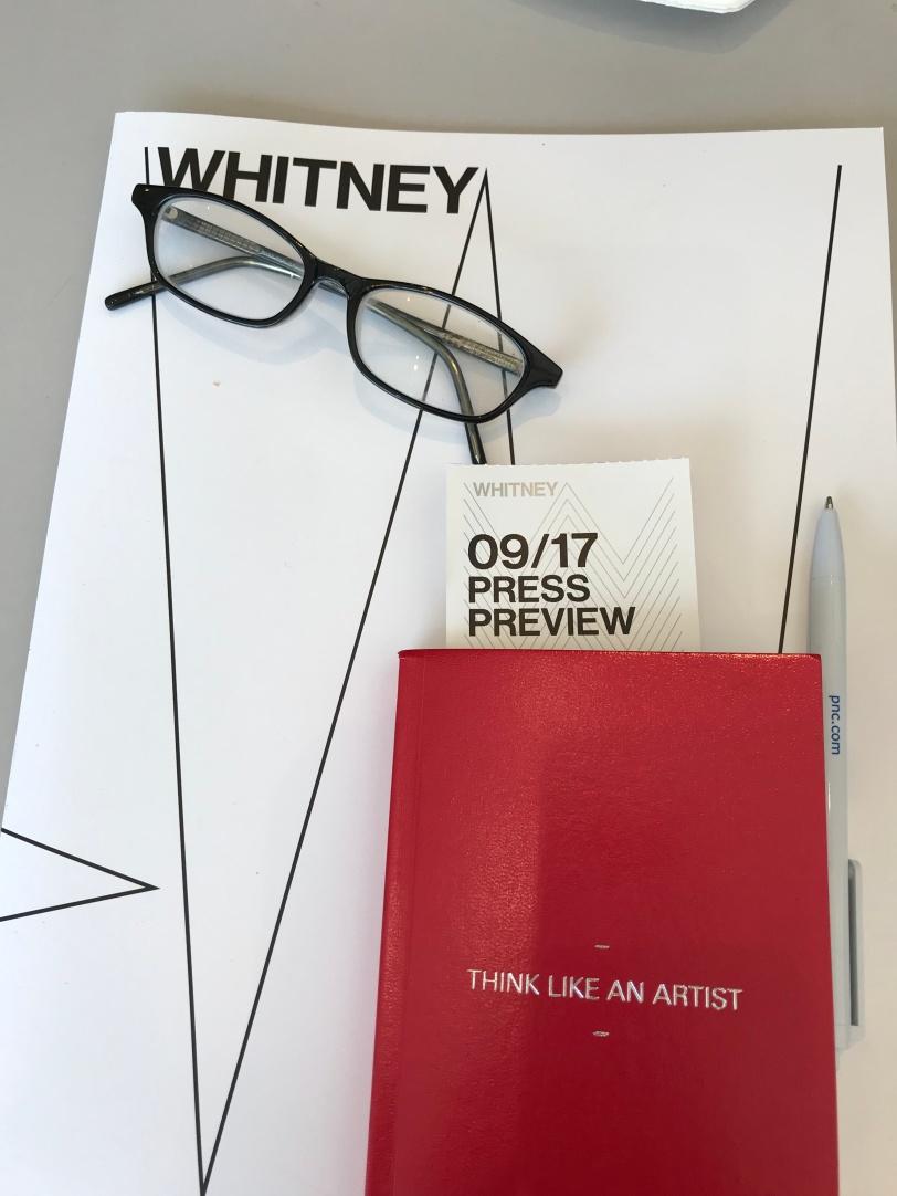 Whitney Museum Jason Moran
